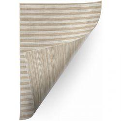 Teppich Doppelseitiges DOUBLE 29203/750 STREIFEN braun/beige