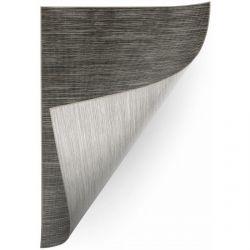 Teppich Doppelseitiges DOUBLE 29201/092 graphit melange/beige/grau melange
