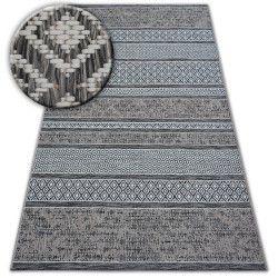 Teppich LOFT 21118 elfenbein/silber/grau