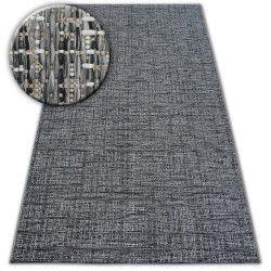 Teppich LOFT 21126 silber/elfenbein/grau