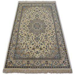 Teppich WINDSOR 22915 elfenbein/blau