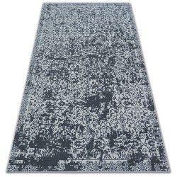 Teppich SENSE 81260 weiß/anthrazit