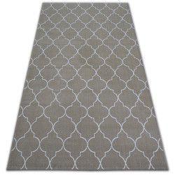 Teppich SENSE 81220 beige/weiß