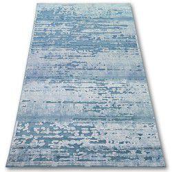 Teppich ACRYL YAZZ 3520 Hellblau/Blau