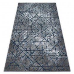 Teppich ACRYL VALENCIA 3949 Blau
