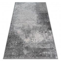 Teppich ACRYL YAZZ 6076 GEBROCHENER BETON grau