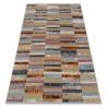 Teppich SANTA 5003 rosa / grau