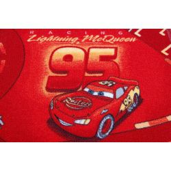 Baby-Teppich DISNEY CARS rot
