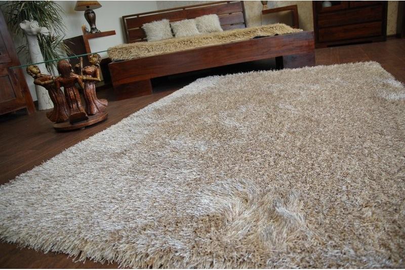 teppich love shaggy modell 93600 beige. Black Bedroom Furniture Sets. Home Design Ideas