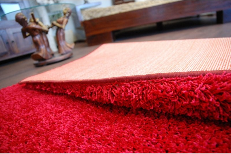 angenehm in ber hren dick teppich shaggy 5cm hochflor wohnzimmer besten teppiche ebay. Black Bedroom Furniture Sets. Home Design Ideas