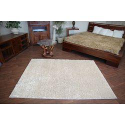 Teppich SHAGGY CARNIVAL cremefarbig