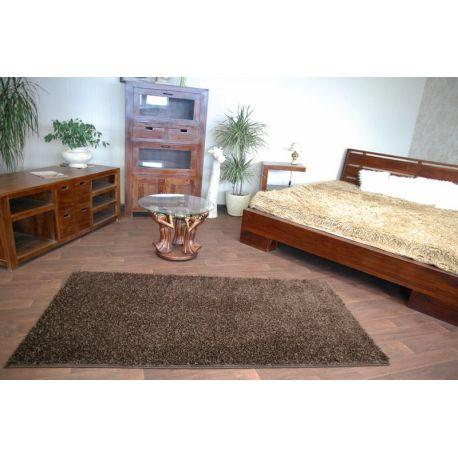 Teppich SHAGGY CARNIVAL braun
