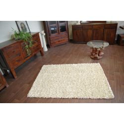 Teppich SHAGGY BRILLIANT 050 cremefarbig