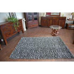 Teppich SHAGGY BRILLIANT 100 grau