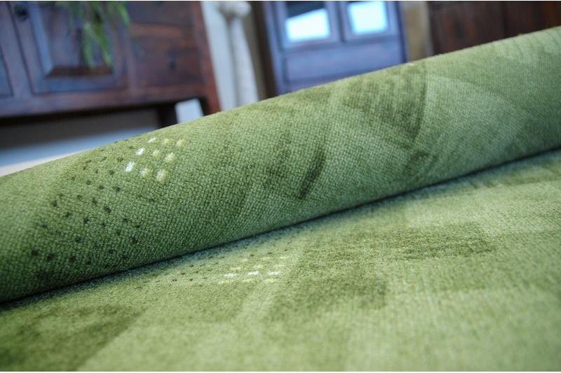 rund langlebig modern teppichboden viva gr n gro e gr en teppiche nach ma ebay. Black Bedroom Furniture Sets. Home Design Ideas