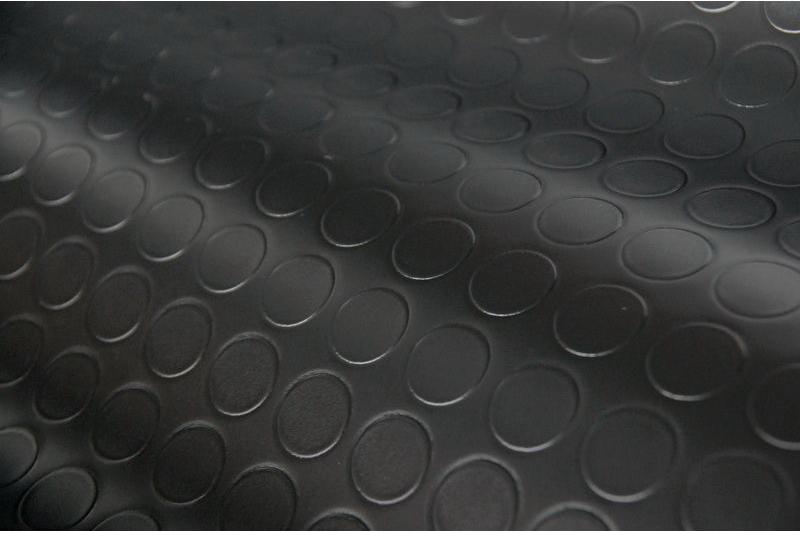 Ordentlich Geschäumter PVC-Bodenbelag SPIRIT 100 5812012 PASTILLES II black TR12