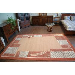 Teppich TWIST MURENA lachs