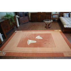 Teppich TWIST SUMIK lachs