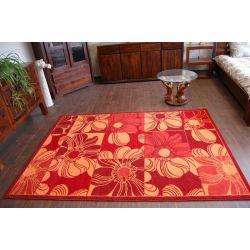 Teppich TWIST LORCA orange
