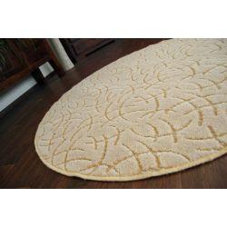 Teppich kreis MONTEREY 330 beige