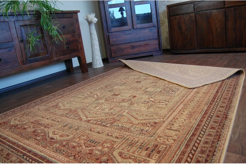 Teppich OMEGA SIRAN Ziegel