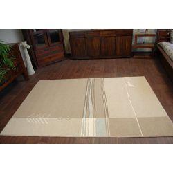 Teppich NATURAL BIRD beige