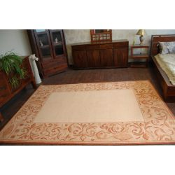 Teppich WEZUWIUSZ terracotta
