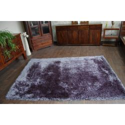 Teppich SHAGGY ALEXANDRA purple