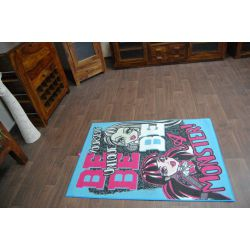 Teppich DISNEY 95x133cm MONSTER HIGH 02