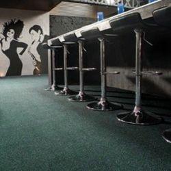 Teppich, Teppichboden VELOURS TECHNO STAR grün