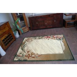 Teppich HEAT-SET DEKOR 007 grün
