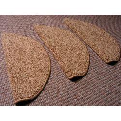Treppenteppich MELODY beigen