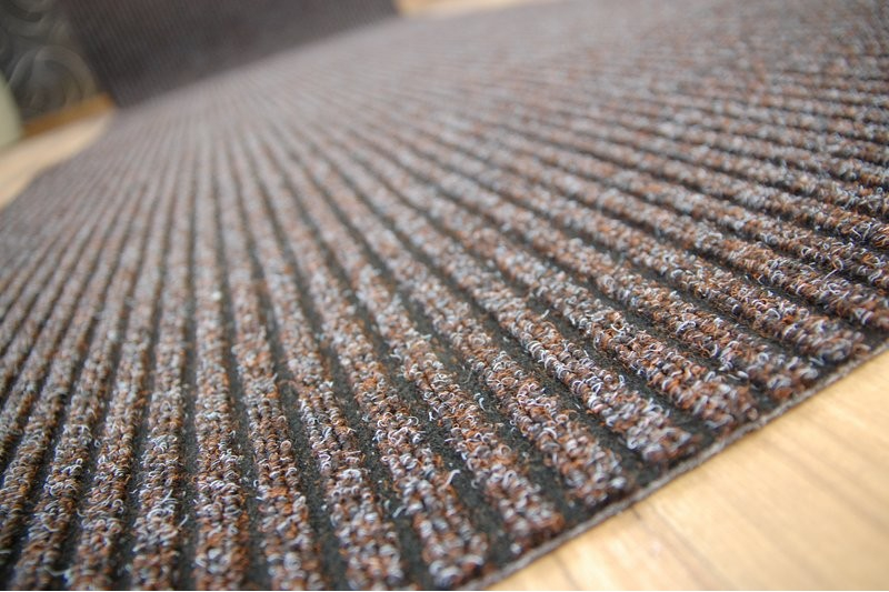 Doormat rug türmatt anti skid liverpool grey width 100-200 cm