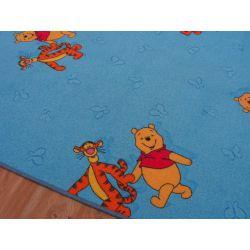 Teppichboden WINNIE blau