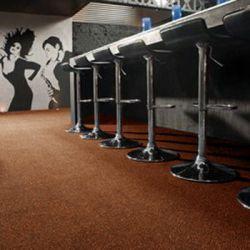Teppich, Teppichboden VELOURS TECHNO STAR terrakotta