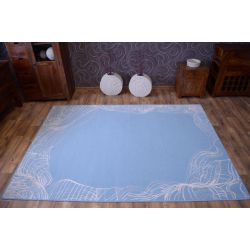 Teppich MAGIC AMINA Lagune