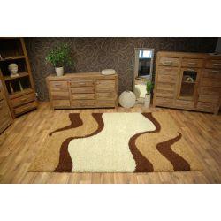 Teppich SHAGGY LONG 4362 elfenbein