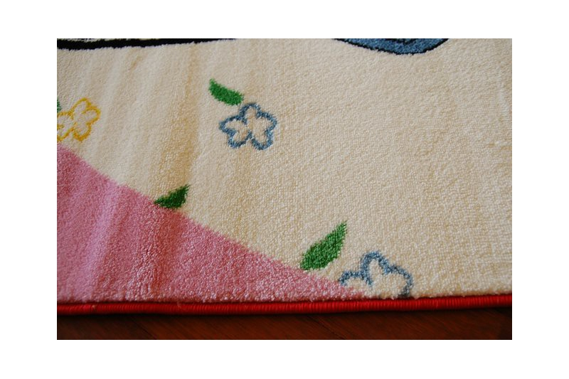 Teppich BABY PRINCE 3268 rot