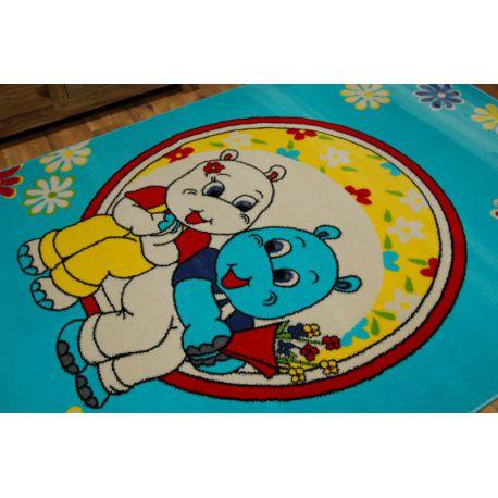 Teppich BABY PRINCE 3262 blau