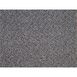 Teppich, Teppichboden VELOURS TECHNO STAR grau