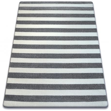 Teppich SKETCH - F758 grau/weiß