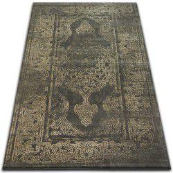 Teppich DROP JASMINE 456 Vizon/Dunkelbeige