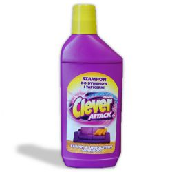 Shampoo für Teppiche und Polster CLEVER 500ml