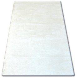 Teppich SHAGGY MICRO weiß