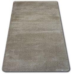 Teppich SHAGGY MICRO dunkelbeige