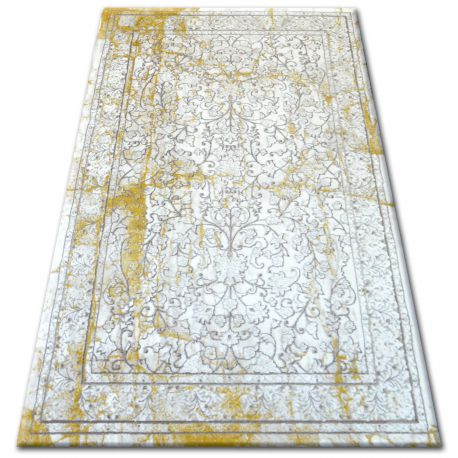 Teppich ACRYL TALAS W0027 White/Hardal