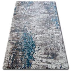 Teppich ACRYL TALAS 0304 Sand Beige/P.Blue