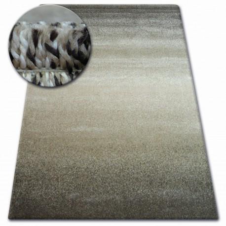 Teppich SHADOW 8621 licht beige / braun