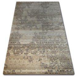 Teppich ACRYL FLORYA 0455 S.Brown/Caramel