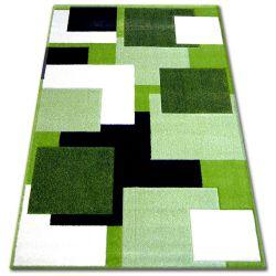 Teppich PILLY H202-8404 -  grün/Sahne